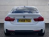 2018 BMW 430d xDrive M Sport Gran Coupe (White) - Image: 15