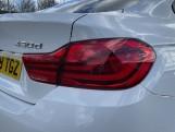 2018 BMW 430d xDrive M Sport Gran Coupe (White) - Image: 22