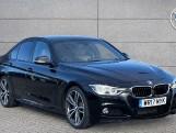 2017 BMW 320d M Sport Saloon (Black) - Image: 1
