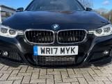2017 BMW 320d M Sport Saloon (Black) - Image: 34