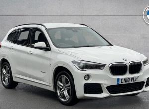 2018 BMW X1 xDrive20d M Sport 5-door