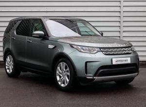Brand new 2017 Land Rover Discovery TD6 (258hp) HSE Luxury 5-door finance deals