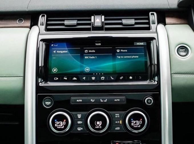 2017 Land Rover TD V6 HSE Luxury Auto 4WD 5-door (Grey) - Image: 11