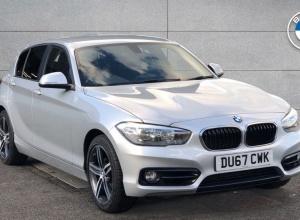 2017 BMW 1 Series 118d Sport 5-door 5dr