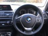 2017 BMW 118d Sport 5-door (Silver) - Image: 5