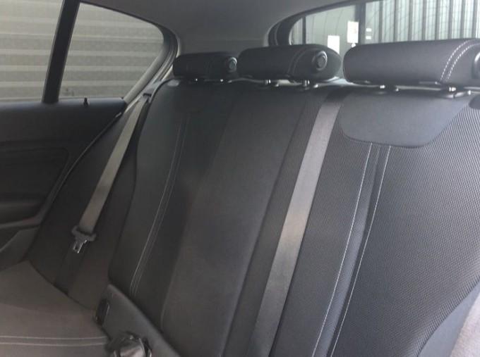 2017 BMW 118d Sport 5-door (Silver) - Image: 12