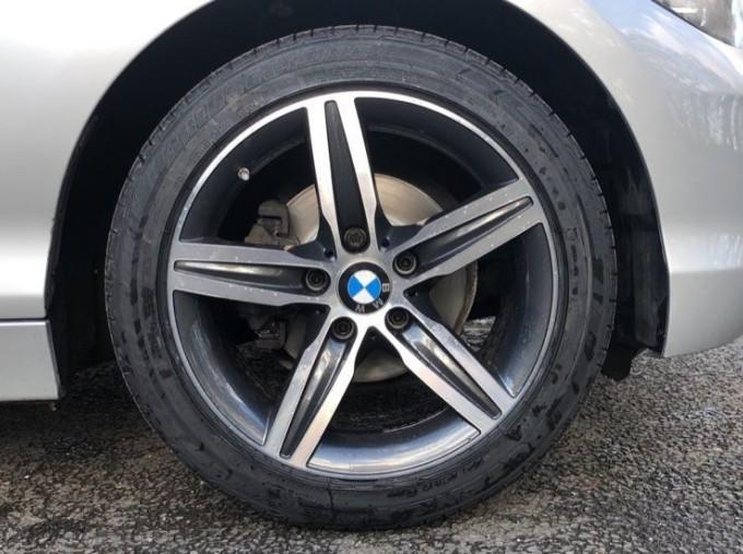 2017 BMW 118d Sport 5-door (Silver) - Image: 14