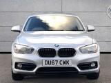 2017 BMW 118d Sport 5-door (Silver) - Image: 16