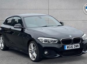 2016 BMW 1 Series 118d M Sport 3-door 3dr