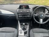 2016 BMW 118d M Sport 3-door (Black) - Image: 4