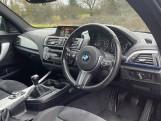 2016 BMW 118d M Sport 3-door (Black) - Image: 6