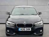 2016 BMW 118d M Sport 3-door (Black) - Image: 16