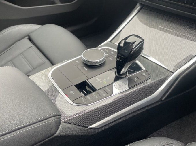 2020 BMW 320d M Sport Pro Edition Saloon (Grey) - Image: 10
