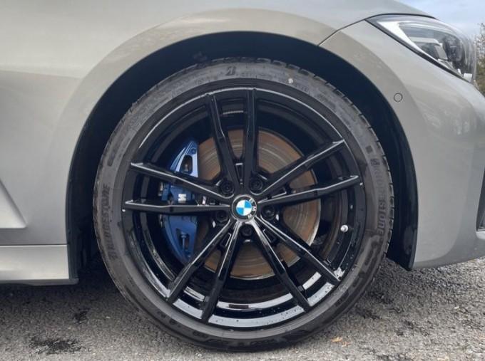 2020 BMW 320d M Sport Pro Edition Saloon (Grey) - Image: 14