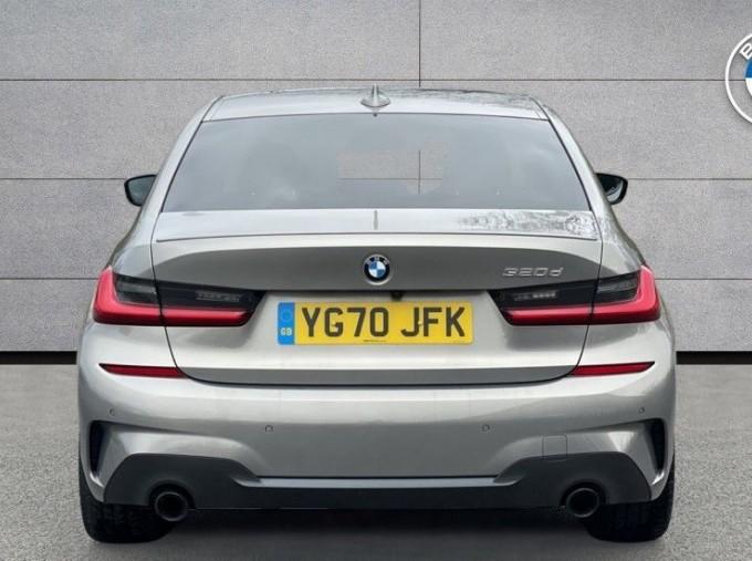 2020 BMW 320d M Sport Pro Edition Saloon (Grey) - Image: 15