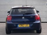 2013 BMW 118d SE Sport 5-door (Blue) - Image: 15