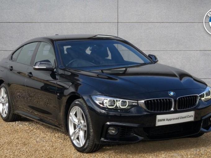 2017 BMW 435d xDrive M Sport Gran Coupe (Black) - Image: 1