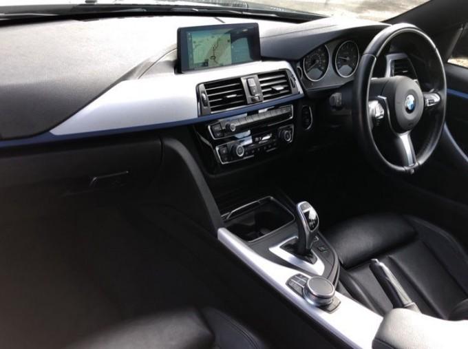 2017 BMW 435d xDrive M Sport Gran Coupe (Black) - Image: 7