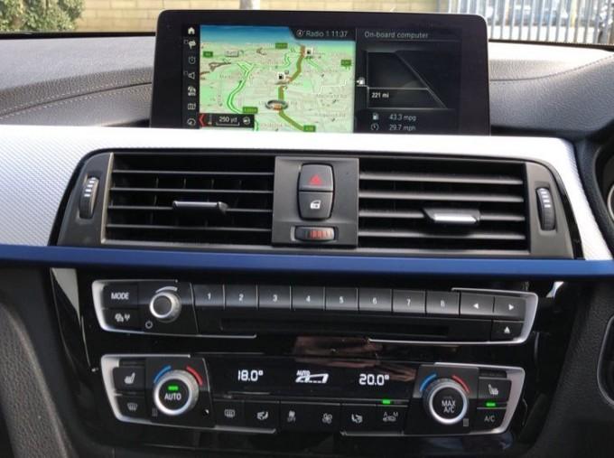 2017 BMW 435d xDrive M Sport Gran Coupe (Black) - Image: 8