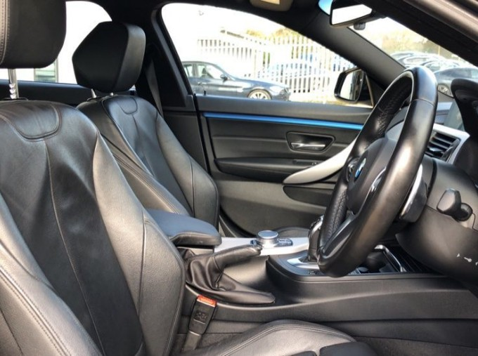 2017 BMW 435d xDrive M Sport Gran Coupe (Black) - Image: 11