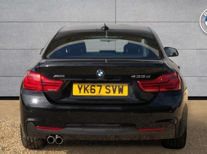 2017 BMW 435d xDrive M Sport Gran Coupe (Black) - Image: 15