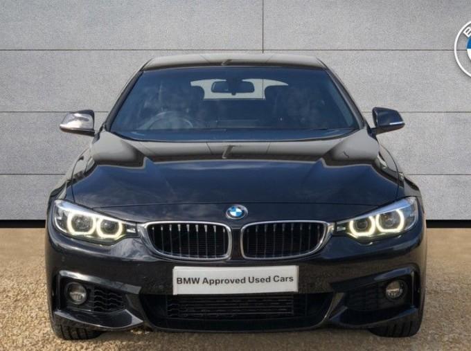 2017 BMW 435d xDrive M Sport Gran Coupe (Black) - Image: 16