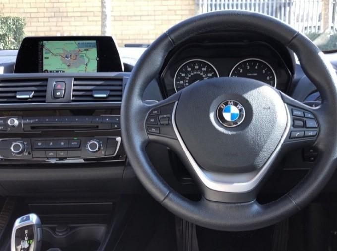 2016 BMW 220i Luxury Coupe (Grey) - Image: 5