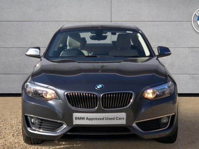 2016 BMW 220i Luxury Coupe (Grey) - Image: 16