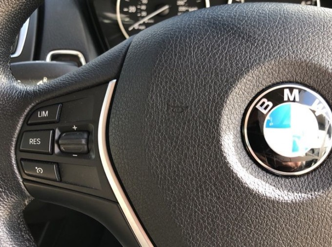 2016 BMW 220i Luxury Coupe (Grey) - Image: 17