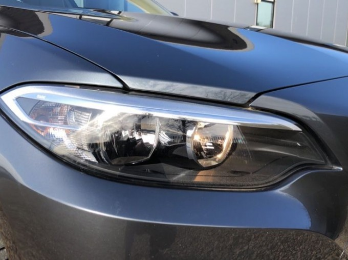 2016 BMW 220i Luxury Coupe (Grey) - Image: 22