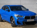 2018 BMW XDrive20d M Sport (Blue) - Image: 1