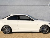 2019 BMW M240i Coupe (White) - Image: 3