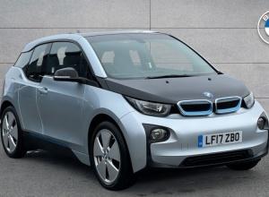 Brand new 2017 BMW i3 94Ah 5-door finance deals