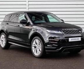 2019 Land Rover P200 MHEV R-Dynamic SE Auto 4WD 5-door (Black) - Image: 1