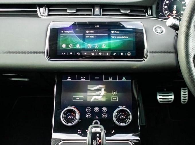 2019 Land Rover P200 MHEV R-Dynamic SE Auto 4WD 5-door (Black) - Image: 11