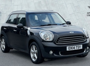 2014 MINI One D Countryman 5-door