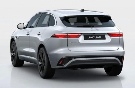 2021 Jaguar MHEV R-Dynamic SE Auto 5-door (Silver) - Image: 3