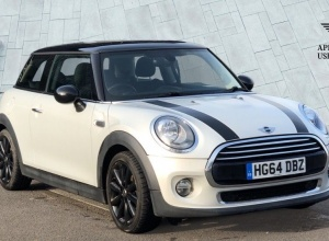 2014 MINI Cooper 3-door Hatch 3dr