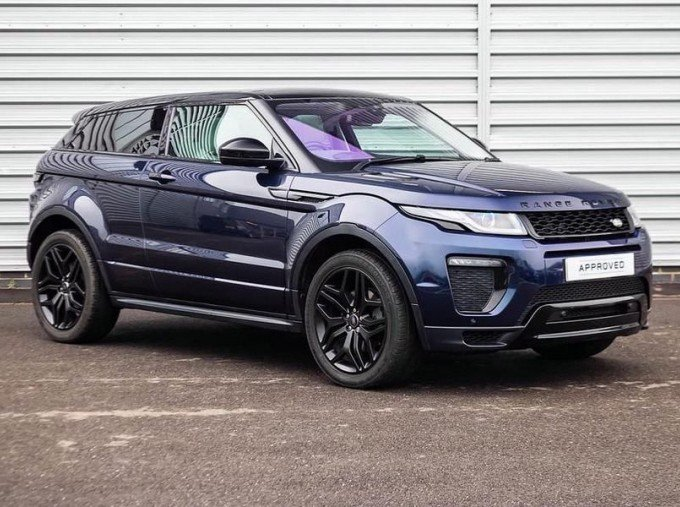 2016 Land Rover TD4 HSE Dynamic Auto 4WD 3-door (Blue) - Image: 1