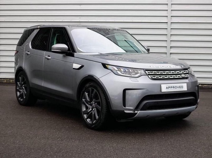 2019 Land Rover SD V6 HSE Luxury Auto 4WD 5-door (Grey) - Image: 1