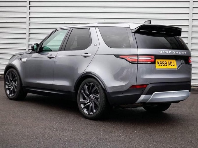2019 Land Rover SD V6 HSE Luxury Auto 4WD 5-door (Grey) - Image: 2