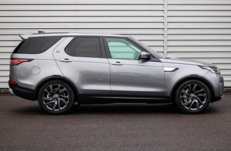 2019 Land Rover SD V6 HSE Luxury Auto 4WD 5-door (Grey) - Image: 5
