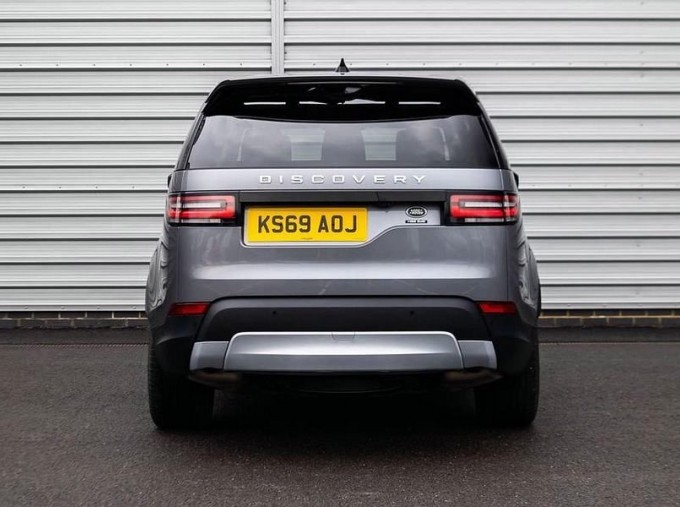 2019 Land Rover SD V6 HSE Luxury Auto 4WD 5-door (Grey) - Image: 6