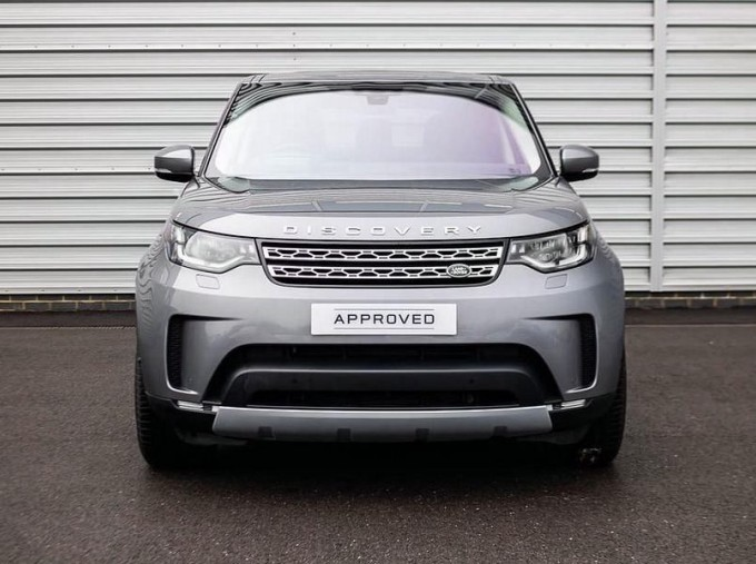 2019 Land Rover SD V6 HSE Luxury Auto 4WD 5-door (Grey) - Image: 7