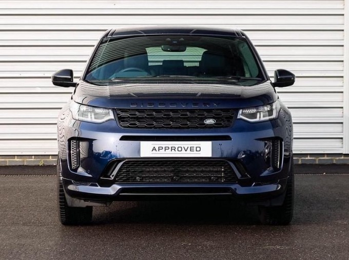 2020 Land Rover D180 MHEV R-Dynamic SE 4WD 5-door (7 Seat) (Blue) - Image: 7