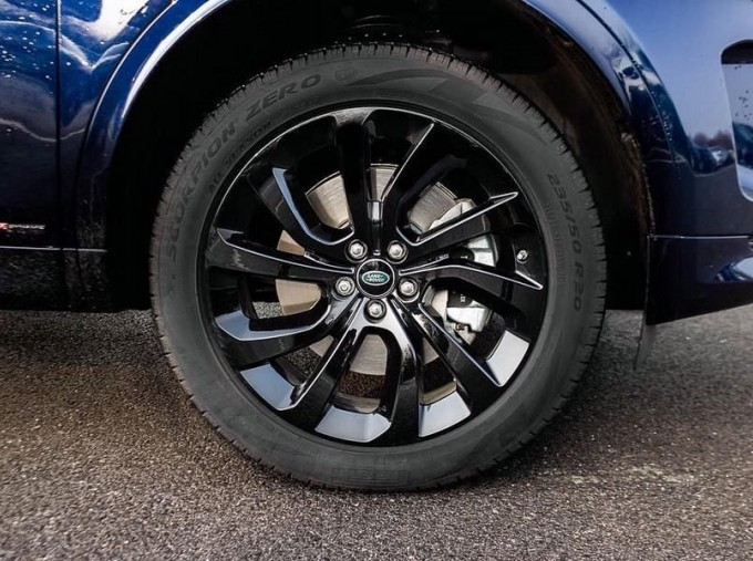 2020 Land Rover D180 MHEV R-Dynamic SE 4WD 5-door (7 Seat) (Blue) - Image: 8