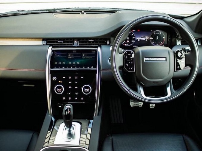 2020 Land Rover D180 MHEV R-Dynamic SE 4WD 5-door (7 Seat) (Blue) - Image: 10