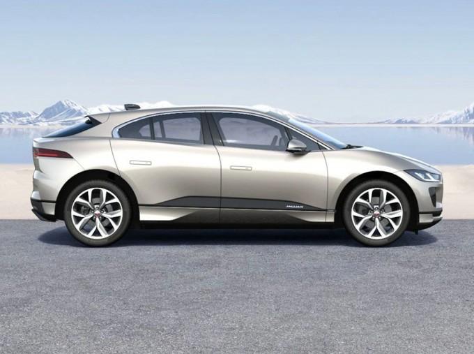 2021 Jaguar 90kWh HSE Auto 4WD 5-door (Gold) - Image: 2