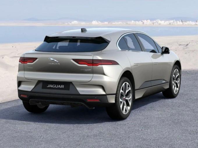 2021 Jaguar 90kWh HSE Auto 4WD 5-door (Gold) - Image: 3
