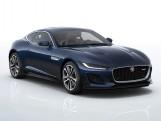 2021 Jaguar V8 R-Dynamic Auto 2-door (Blue) - Image: 1